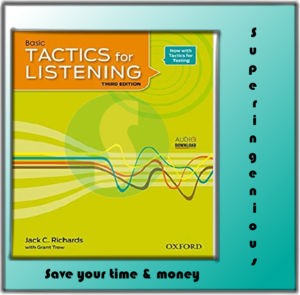 Basic Tactics for Listening 3rd edition