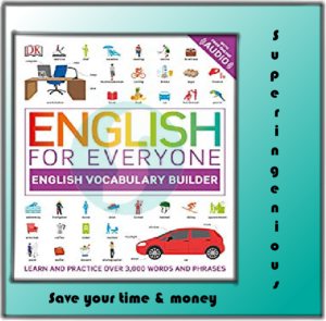 English for Everyone: English Vocabulary Builder ( 2018 )