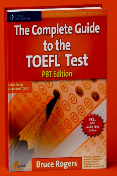 THE Complete Guide To The TOEFL Test PBT