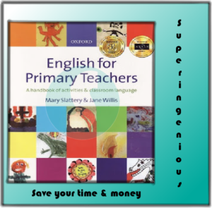 English for Primary Teachers (PDF + Audio)