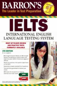 Barron's IELTS 4th Edition (pdf+ Audio)