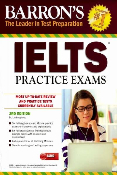 Barron's IELTS Practice Exams (PDF+Audio)