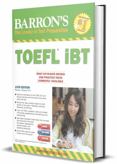 Barron's TOEFL iBT the 15th Edition (1)