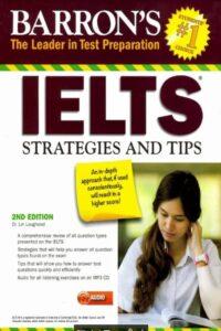 Barron's IELTS Strategies and Tips (PDF+Audio)