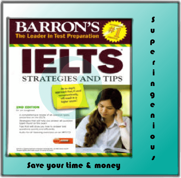 Barron's. IELTS Strategies and Tips