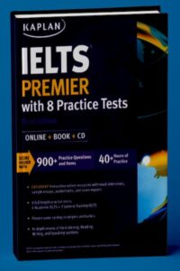 Kaplan IELTS Premier (PDF+Audio)