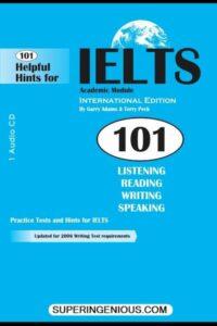 101 Helpful IELTS Academic Hints