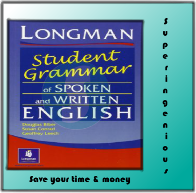 Download Longman Student Grammar of Spoken English - Superingenious