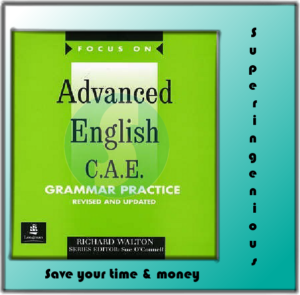 Focus on Advanced English: Cae Grammar Practice: With Pull-out Key