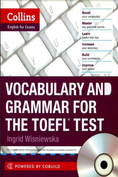TOEFL Vocabulary and Grammar (PDF+Audio)