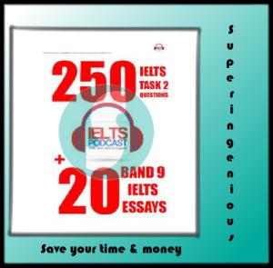 IELTS  21 Band 9 Essays download