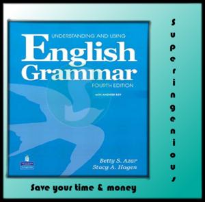 Understanding & Using English Grammar (PDF + Audio)
