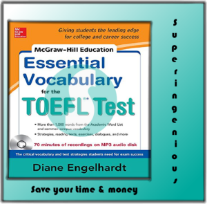 Essential Vocabulary for TOEFL