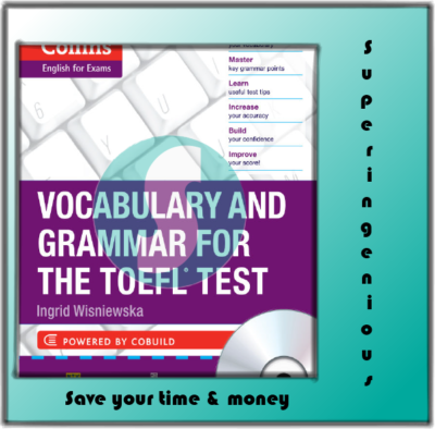 Vocabulary and Grammar for the TOEFL