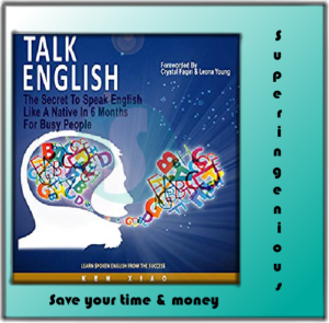 Talk English The Secret To Speak English