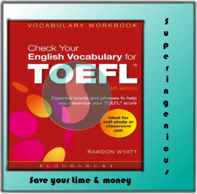 Check Your English Vocabulary for TOEFL (4th Ed)