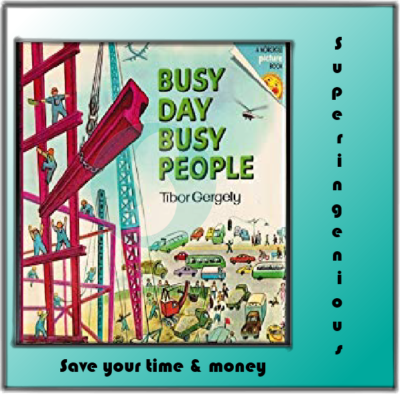Busy Day Busy People