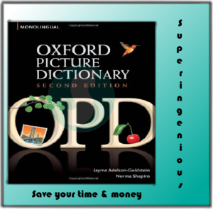 Oxford Picture Dictionary (Monolingual English) PDF