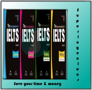 The Best Preparation for IELTS Series