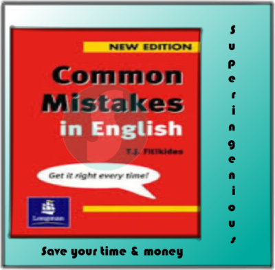 Common Mistakes in English download