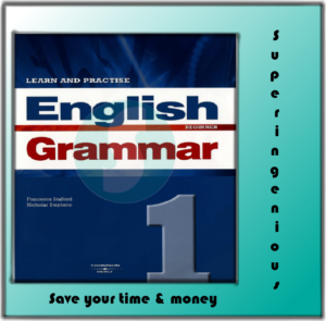 Learn and Practise English Grammar 1