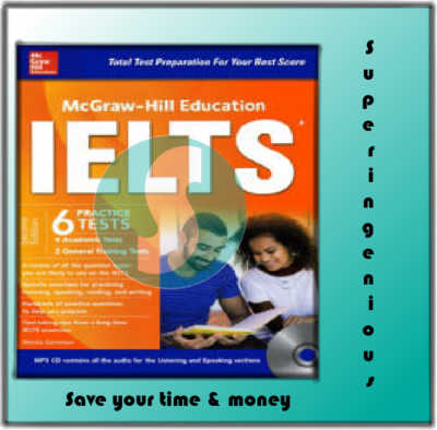 McGraw-Hill Education IELTS 6 Practice Tests