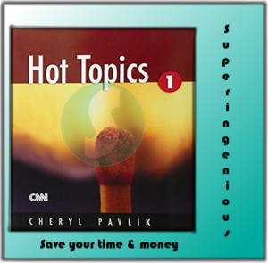 Hot Topics 1 Cheryl Pavlik