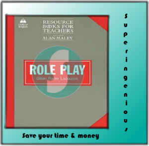 Role Play (Resource Books for Teachers)