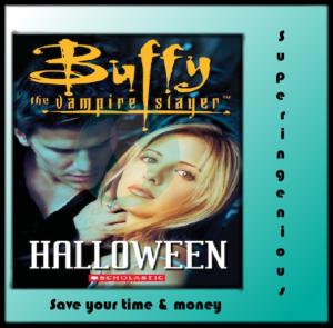 Buffy the Vampire Slayer-Halloween