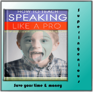 How to teach Speaking like a pro