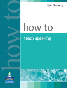 How to Teach speaking
