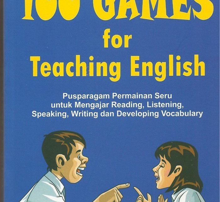 100 GAMES FOR TEACHING ENGLISH PDF