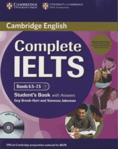 Complete IELTS Bands 6.5-7.5 Student's Pack