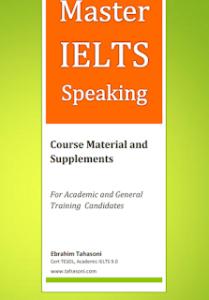 Master IELTS Speaking