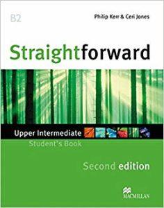 Straightforward Upper-Intermediate(pdf+cds)