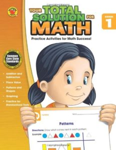 Your Total Solution for Math for Kids  Grade 1