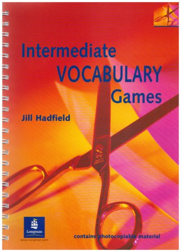 GET Intermediate Vocabulary Games-Teacher's Resource Book