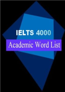 IELTS 4000 Academic Word List