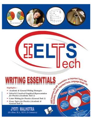 IELTS Tech Writing Essentials