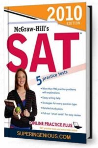 McGraw-Hill's SAT 2010 Edition