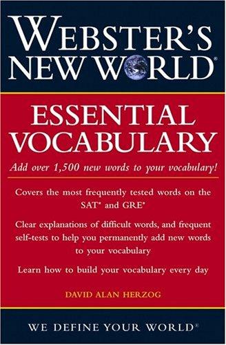 New World Essential Vocabulary