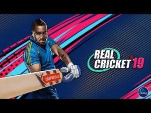 Real Cricket 19 v2.3 (MOD, Unlimited Money)