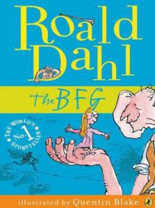 The BFG-Roald Dahl