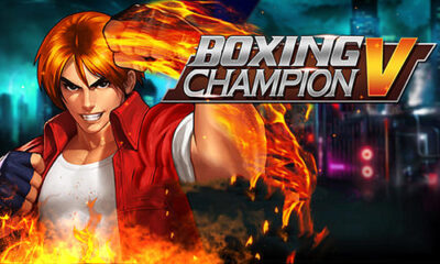 Boxing champion 5