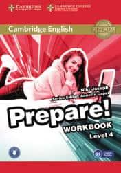 prepare level 4 WORKBOOK