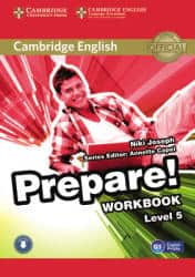 prepare level 5 WORKBOOK