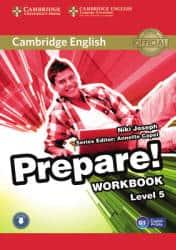 prepare level 5 WORKBOOK