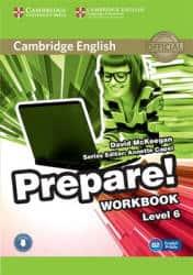 prepare level 6 WORKBOOK