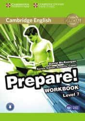 prepare level 7 WORKBOOK