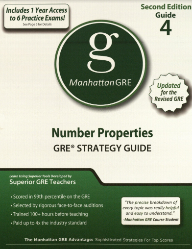 Manhattan GRE Guide 4